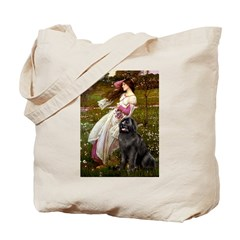 Windflowers / Newfoundland Tote Bag