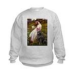 Windflowers / Newfoundland Kids Sweatshirt