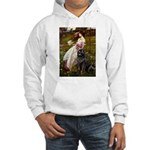 Windflowers / Newfoundland Hooded Sweatshirt