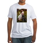 Windflowers / Newfoundland Fitted T-Shirt