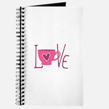 Love Cup Journal