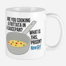 New Girl Frittata Mug