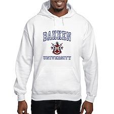 BAKKEN University Hoodie