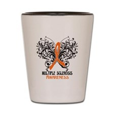 Multiple Sclerosis Awareness Shot Glass