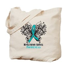 Myasthenia Gravis Awareness Tote Bag