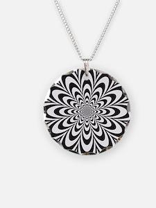 Cute Optical illusion Necklace