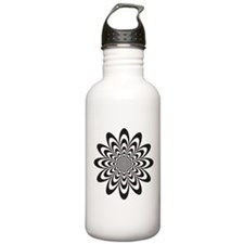 Cool Optical illusion Water Bottle
