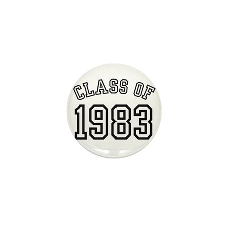 Class of 1983 Mini Button (100 pack)