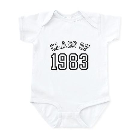 Class of 1983 Infant Bodysuit