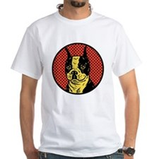 Red Boston Terrier Shirt