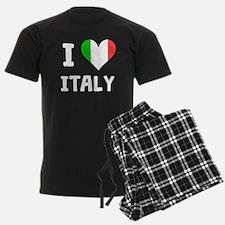 I Heart Italy Pajamas