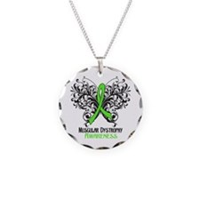 Muscular Dystrophy Awarenes Necklace