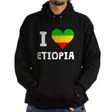 I Heart Ethiopia Hoodie