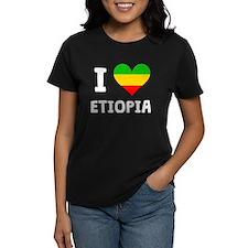 I Heart Ethiopia T-Shirt