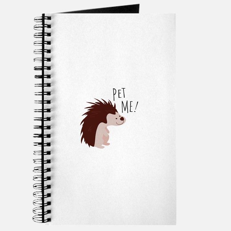 Pet Me Journal