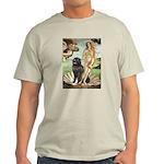 Venus & Newfoundland Light T-Shirt