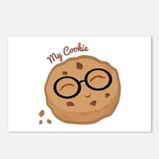 My Cookie Postcards (Package of 8)