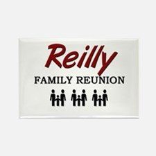 Reilly Family Reunion Rectangle Magnet