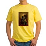 Lincoln/Newfoundland Yellow T-Shirt