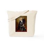 Lincoln/Newfoundland Tote Bag