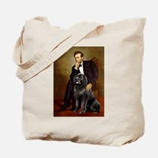 Lincoln/Newfoundland Tote Bag