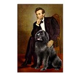 Lincoln/Newfoundland Postcards (Package of 8)