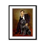 Lincoln/Newfoundland Framed Panel Print