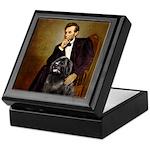 Lincoln/Newfoundland Keepsake Box
