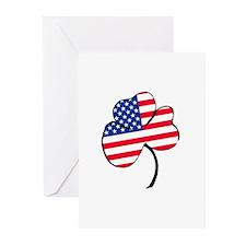Irish American Greeting Cards (Pk of 10)