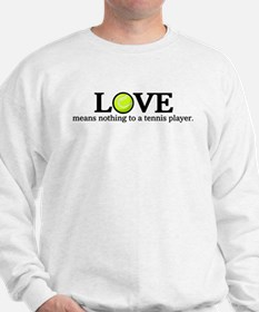 Love means nothing Jumper