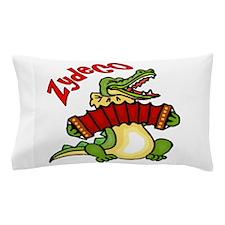 Zydeco Gator Pillow Case