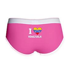 I Heart Venezuela Women's Boy Brief