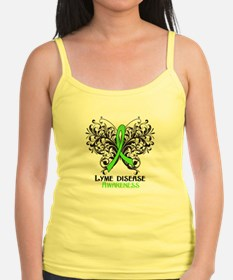 Lyme Disease Awareness Jr.Spaghetti Strap