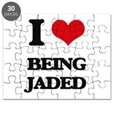 I Love Being Jaded Puzzle
