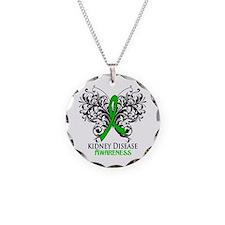 Kidney Disease Awareness Necklace