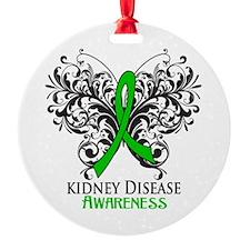 Kidney Disease Awareness Ornament