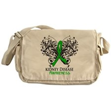 Kidney Disease Awareness Messenger Bag