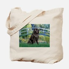 Bridge - Newfie 2 Tote Bag