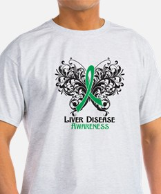 Liver Disease Awareness T-Shirt