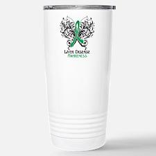 Liver Disease Awarenes Travel Mug