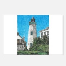 Old Point Comfort Lighthouse Postcards (Package of