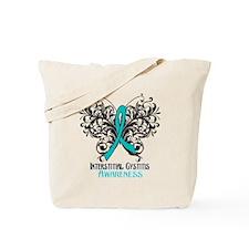 Interstitial Cystitis Awareness Tote Bag