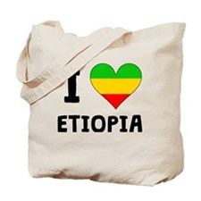 I Heart Ethiopia Tote Bag