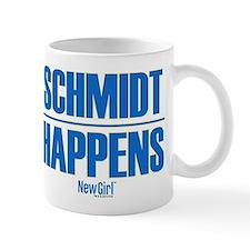 New Girl Schmidt Small Mug