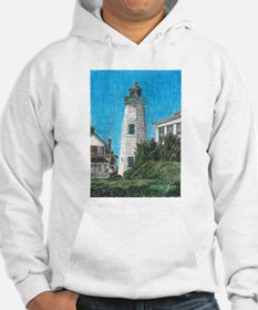 Old Point Comfort Lighthouse Hoodie