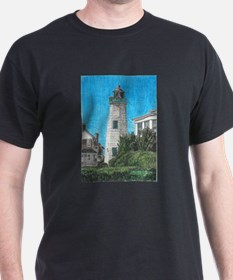Old Point Comfort Lighthouse T-Shirt