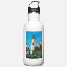 Old Point Comfort Lighthouse Water Bottle