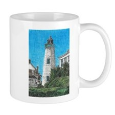 Old Point Comfort Lighthouse Mugs