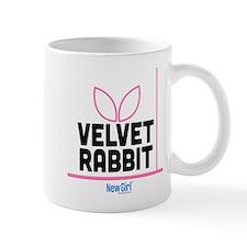 New Girl Rabbit Mug