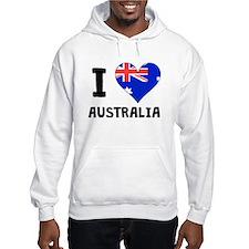 I Heart Australia Hoodie